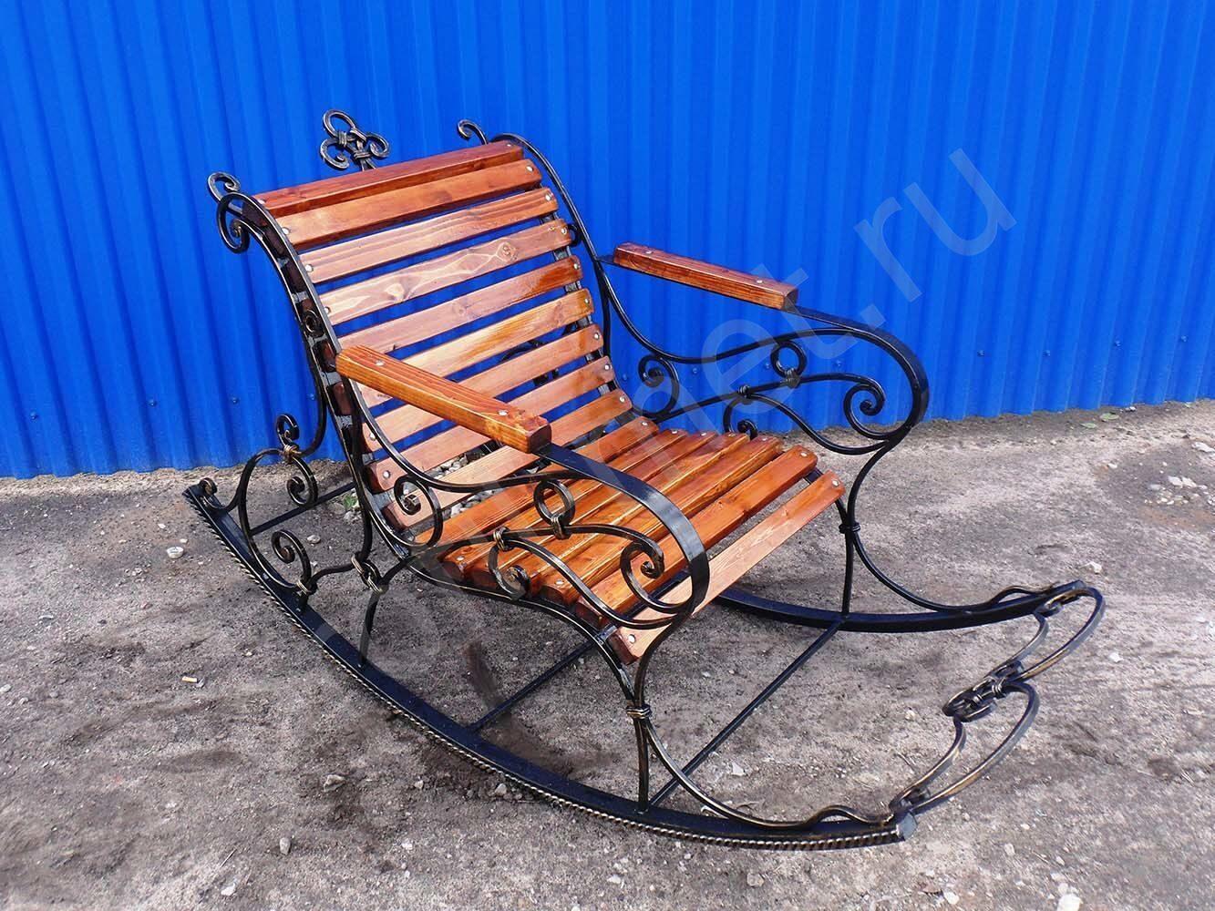 Кресло качалка своими руками цены